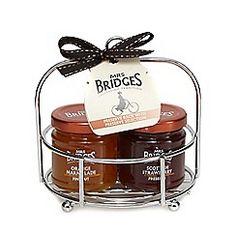 Mrs Bridges - Preserve rack with preserve selection