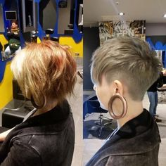 What an improvement from scraggly to style
