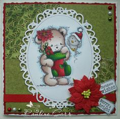Passion for Papercraft: Christmas Stocking