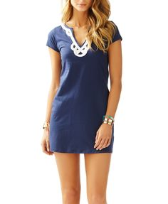 Brewster Dress -  88 from the Lilly Pulitzer Ladies Summer Collection 2015  (11529) Preppy fcea8b5e1