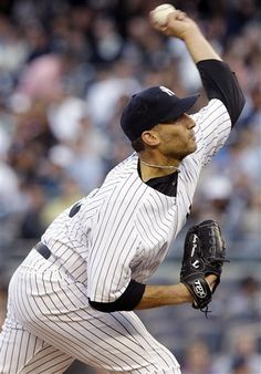 Welcome back Andy Pettitte!