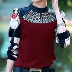 Women Cute Elegant Fashion Blouse