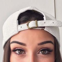 love these eyebrows | via Tumblr - image #3235875 by marine21 on ...