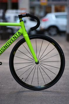 Custom Dosnoventa Fixed Gear Bike - BCN