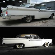 Check out the remodeling job done on this 1959 Ford Galaxie Fairlane!