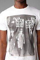 We Want Beer Tee