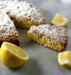 Lemon Olive Oil Coffee Cake | http://www.mydailymorsel.com/2014/09/27/lemon-olive-oil-coffee-cake-2/