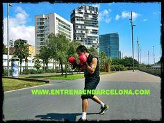 Buen Entrenamiento HIIT + Boxeo con José Antonio!! #Go