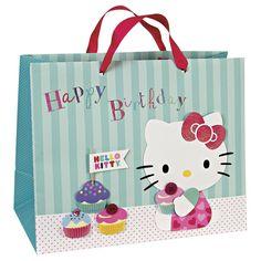 Cute Hello Kitty gift bag
