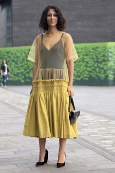 All the best street style looks from London Fashion Week SS16 | Trends | Grazia Daily
