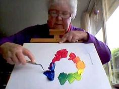 11 BASIC COLOUR MIXING.mp4 - YouTube