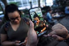 Pokémon Go Photos: Players Chase Creatures Through City Streets, Parks in Augmented Reality Game by Nintendo - The Atlantic