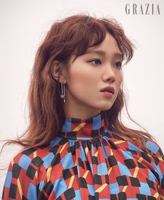 Lee Sung Kyung talks about her transition from model to acting with 'Grazia' Korean Actresses, Korean Actors, Actors & Actresses, Sung Lee, Lee Sung Kyung, Korean Celebrities, Celebs, Asian Girl, Korean Girl