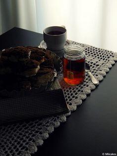 Tortitas negras: Miicakes