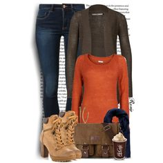 """Chill in the Air"" by roxie on Polyvore"