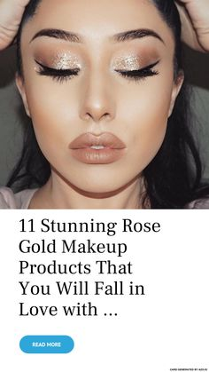 Rose Gold makeup products are the perfect blend of pink undertones and gold hues, which beautifully compliments all skin tones. Imagine…