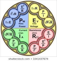 72 Ohms Law Ideas Ohms Law Electrical Engineering Electronic Engineering