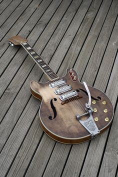 New Airline Model : Other Guitars : The Gretsch Pages