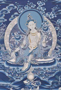 Buddha Kunst, Buddha Art, Tibet Art, Vajrayana Buddhism, Thangka Painting, Esoteric Art, Thai Art, Tibetan Buddhism, Tantra