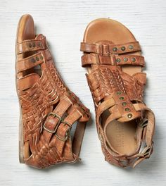 These are soooo cute! Bed Stu Claire Sandal $120