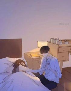 Cute Couple Art, Anime Love Couple, Anime Redhead, Manga Anime, Romantic Anime Couples, Cute Anime Coupes, Cute Love Images, Seven Deadly Sins Anime, Anime Couples Drawings