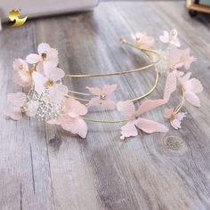 >> Click to Buy << Wedding Hairband Butterfly Princess Crown Sparking Rhinestone Apparel Accessories Bride Tiara Women Headpieces Weddings Headband #Affiliate