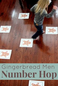 Gingerbread Men Numb