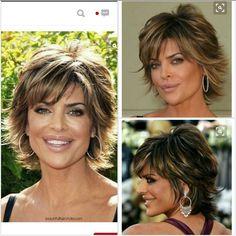 Shaggy short hairstyles for women over 50 | hair ideas | Pinterest ...