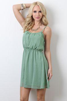 Sassy Speck Dress