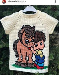 Christmas Sweaters, Vest, Pullover, Crochet, Jackets, Fashion, Down Jackets, Moda, Fashion Styles
