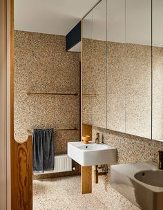 Oak House by Kennedy Nolan - Australian Interior Design Awards Tree House Interior, Patio Interior, Bathroom Interior, Luxury Interior, Bathroom Showrooms, Australian Interior Design, Interior Design Awards, Residential Interior Design, Contemporary Interior