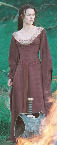 medival dresses | Images of medieval dresses from film and tv | Medieval wedding dresses