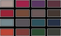 color trend swatches http://www.fashionising.com/trends/b--fall-2012-fashion-trends-autumn-winter-2012-trends-13501.html