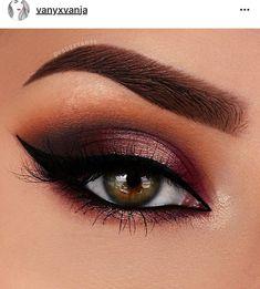 Naked Heat Palette makeup look/fall look