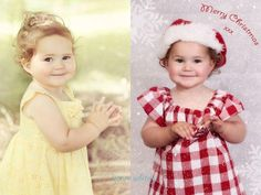 Merry Christmas (photo to the right) - Red Gingham Delight  Photo - Leanne Whitely Photography