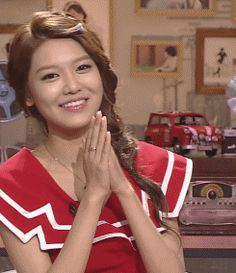 Sooyoung - Silly Beauty GIFs Talk Show SNSD Girls' Generation