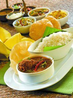 Chettinad - Cuisine from Tamilnadu, India