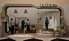 Up2Date Exhibition Booth, Indonesia Fashion Week 2013 #design #interior #exhibition #show #fashion #booth #moslem #hijab #3dsmax #render #vray