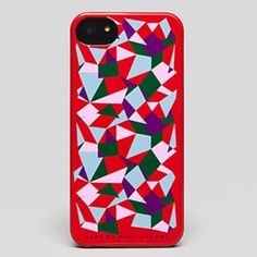 Marc by Marc Jacobs Taboo Print iPhone 5 Case | She'll Never Know