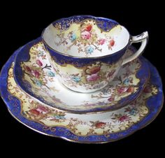 Royal Albert - 1896 to 1910 - Royal Albert's Oldest Patterns - Special Collections -Record 1905-1907