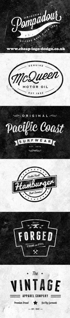 retro surfing label and logo ideas www.cheap-logo-design.co.uk #surfinglabel 3surflogo #retrosurf