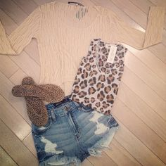 Pops of Leopard