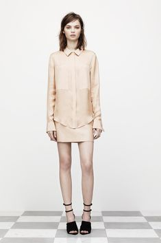 T by Alexander Wang Pre-Fall 2012 Collection Photos - Vogue