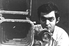 Young Kubrick - looking like Kafka.