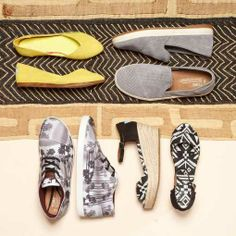 Toms challenges, sweepstakes, and freebies on Bellafind - Bellafind