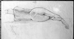 1987, figure study