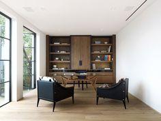 Casa no bairro de Bellevue Hill, em Sydney, na Austrália | por Luigi Rosselli
