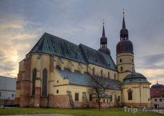Fotka, Foto Trnava, kostel sv. Mikuláše (Slovensko)