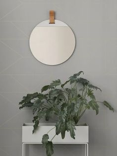 Discover the Plant Box by ferm Living in the interior design shop. Order the ferm Living all-rounder now. Lines Wallpaper, Graphic Wallpaper, Modern Wallpaper, Print Wallpaper, Designer Wallpaper, Plant Box, Burke Decor, Deco Design, Design Shop