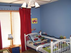 This is the bedset theme my boys have